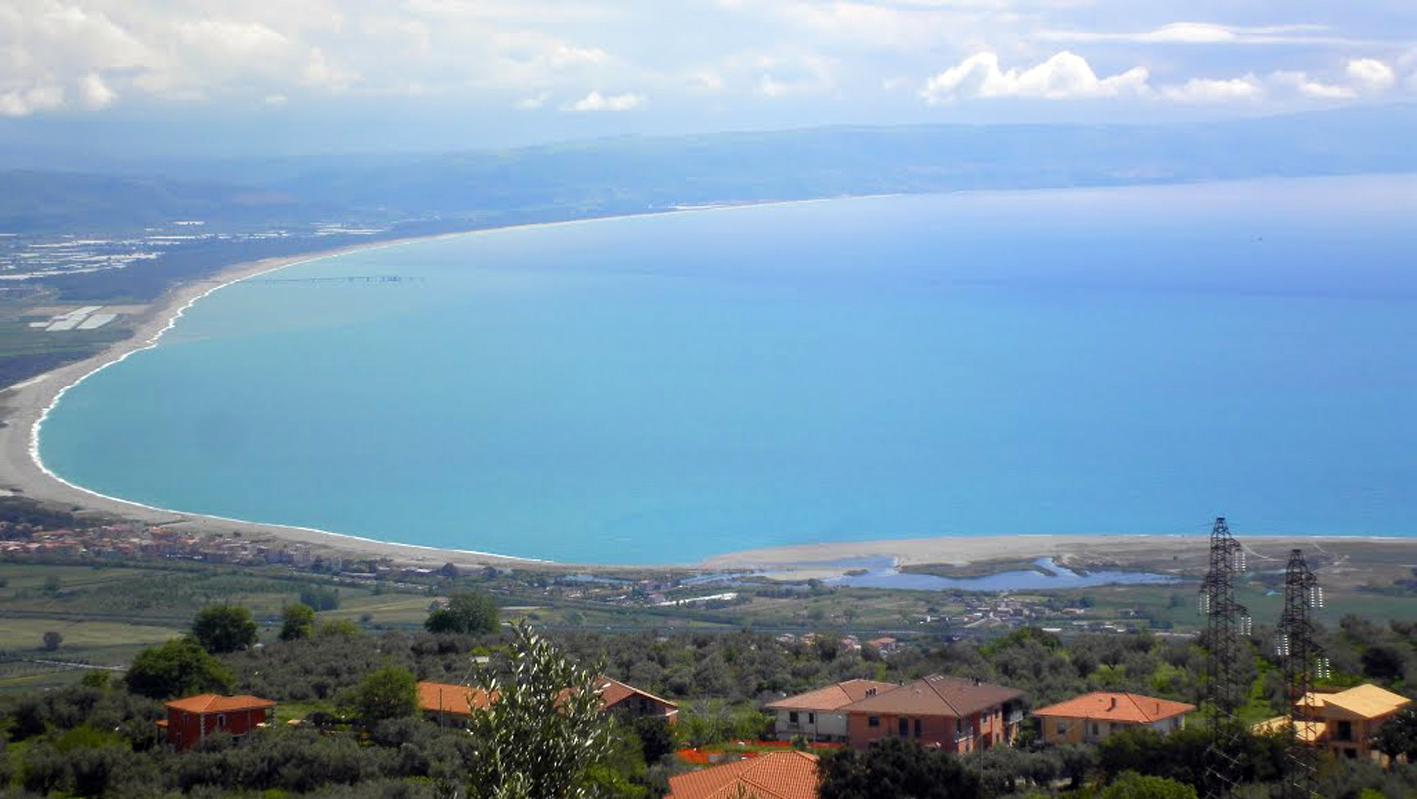 Il golfo di Sant'Eufemia