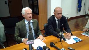 Massimo Scura e Andrea Urbani
