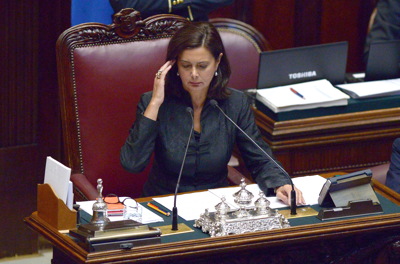 Basta bufale appello della presidente della camera per il for Presidente camera dei deputati attuale