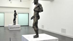 I Bronzi di Riace al Museo Archeologico Nazionale di Reggio Calabria