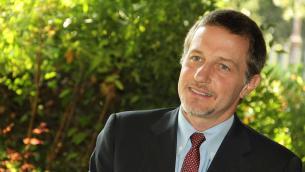 Massimo Giannini, conduttore di «Ballarò»