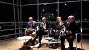 L'intervento del sindaco di Lamezia Terme alla mostra di Caporale