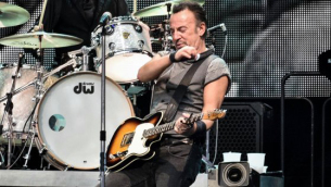 Bruce Springsteen in concerto a Milano