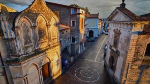 Centro storico di Lamezia Terme-Sambiase