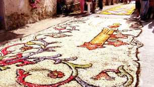 Infiorata di Potenzoni (Calabria)