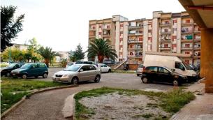 Via Saverio D'Ippolito, conosciuta dai più come «Ciampa di Cavallo»