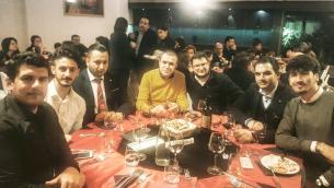 La delegazione del Leo Club Lamezia Valle del Savuto