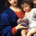 Madonna dell'uva di Pierre Mignard (1650)
