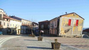 Soveria Mannelli - Piazza Bonini