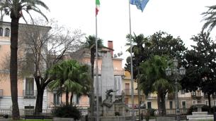Nicastro: il Monumento ai Caduti