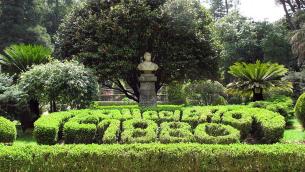 La Villa comunale «Carlo Ruggiero» a Cittanova (Reggio Calabria)