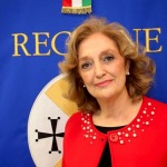 assessore regionale Maria Francesca Corigliano