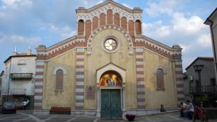 La Chiesa di San Giovanni Battista ad Acquaformosa (Cosenza)
