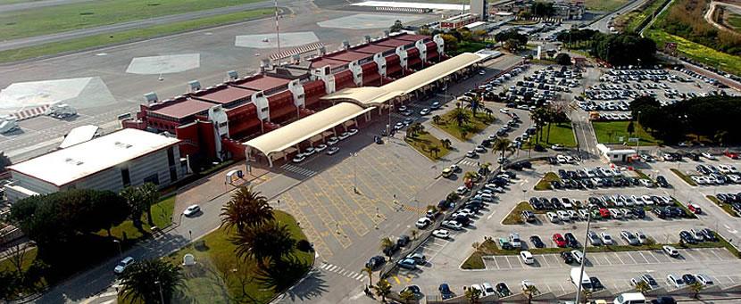 L'aeroporto di Lamezia Terme