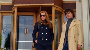 Sveva Alviti e Riccardo Scamarcio in una scena del film