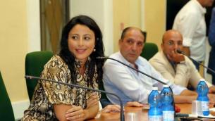 Angela Marcianò, assessore ai Lavori pubblici del Comune di Reggio Calabria