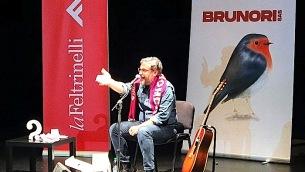 """Brunori Sas presenta il suo ultimo albumn """"Cip"""" all'Universit‡ della Calabria"""