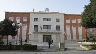 Il Municipio di Crotone