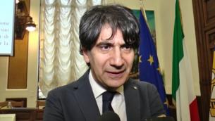 Carlo Tansi, responsabile Protezione Civile Calabria