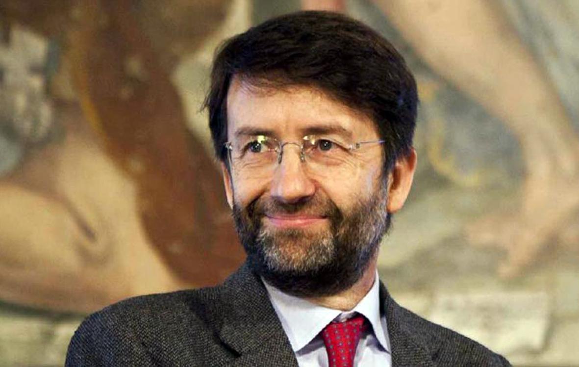 Il ministro Franceschini