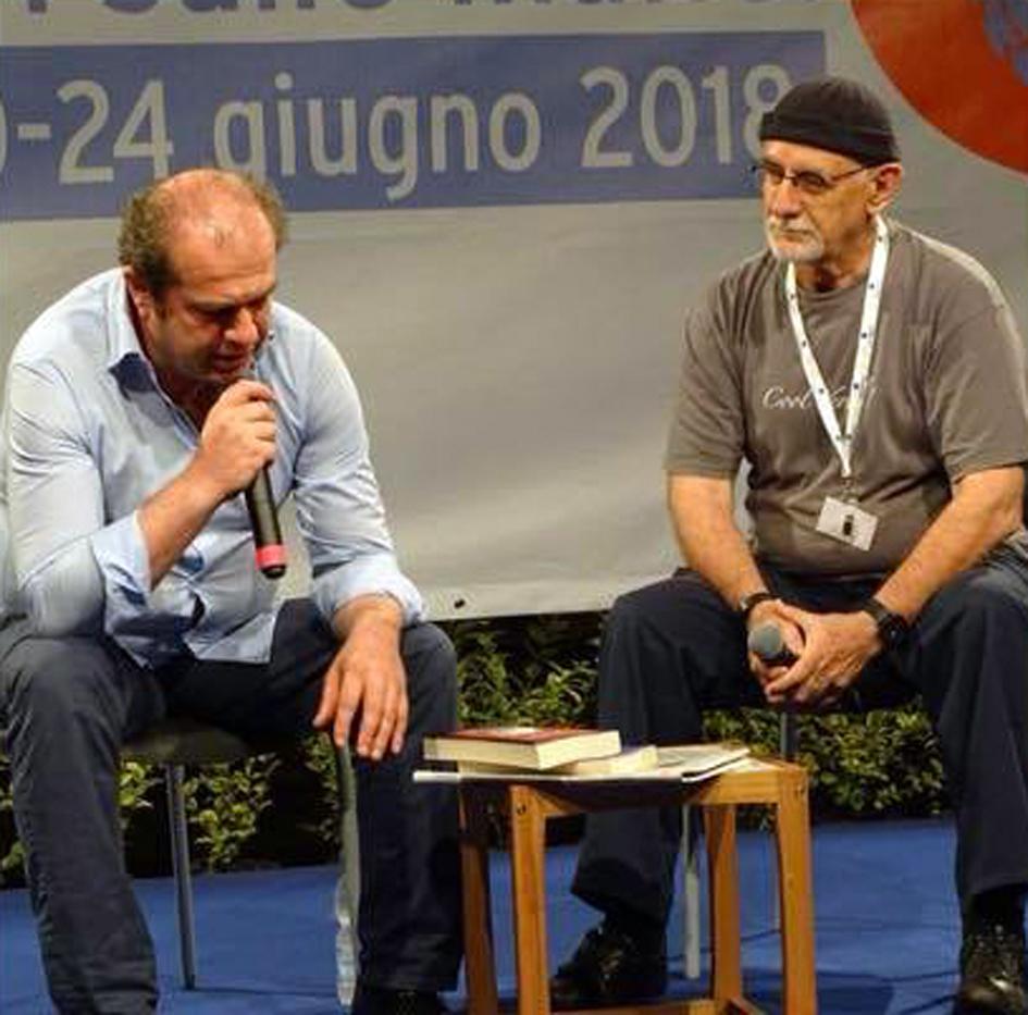 Ian Manook intervistato da Andrea Di Consoli