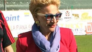 La dottoressa Rosina Manfredi