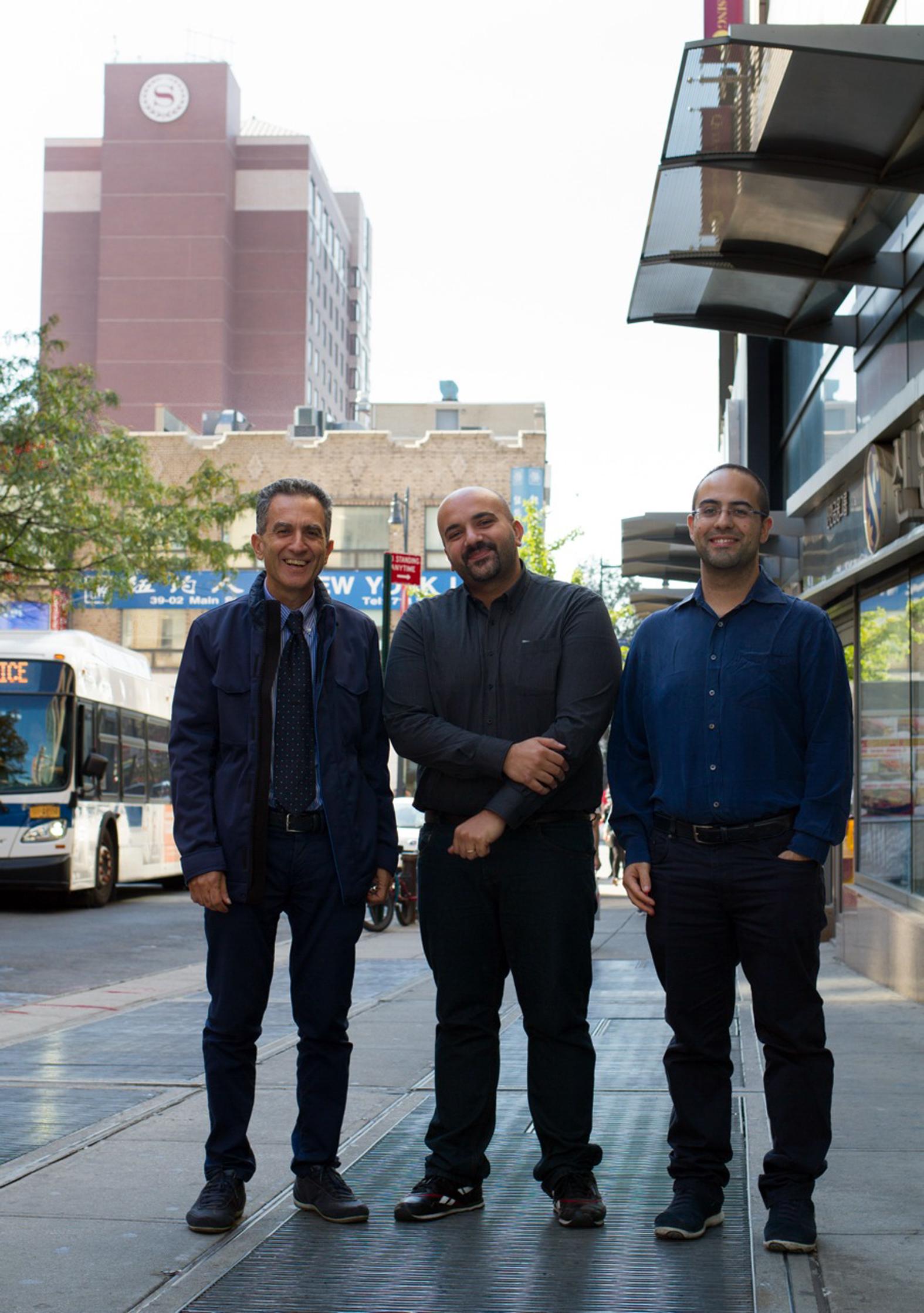 Il professore Nicola Leone, assieme ai ricercatori Mario Alviano e Carmine Dodaro