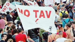 Milano, Manifestazione No TAV e No Expo