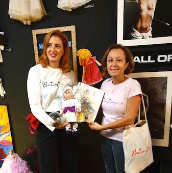 Elena Vera Stella e Caterina Misuraca
