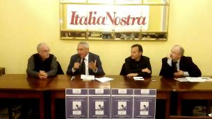 Da sinistra nella foto: Gigliotti, Butera, Cannone e Isabella