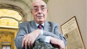 Il giornalista Franco Abruzzo