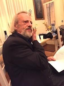Il poeta scrittore Gavino Angius