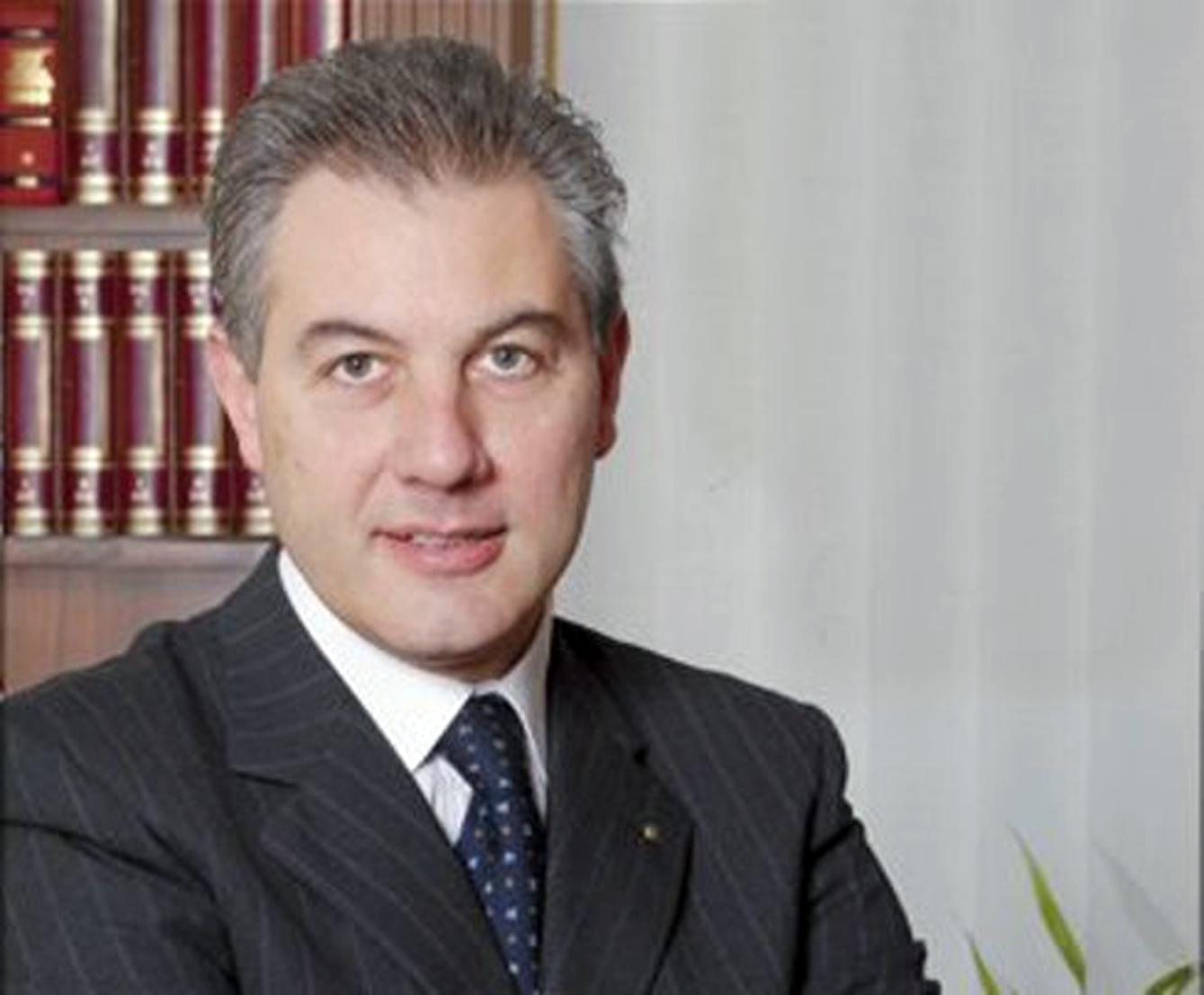Il presidente della Lamezia Multiservizi, Giuseppe Costanzo