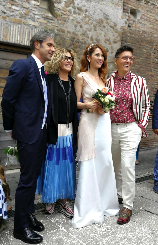Mauro Graiani, Eva Grimaldi, Milena Miconi, Imma Battaglia