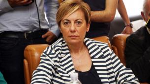 Antonella Rizzo, assessore regionale all'Ambiente