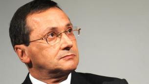 Alessandro Azzi, presidente di Federcasse