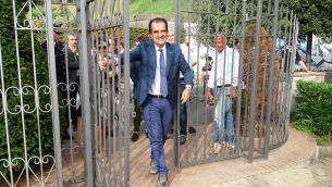 Il presidente della Provincia di Catanzaro, Enzo Bruno
