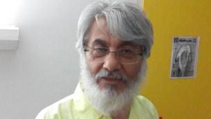 Il giornalista iraniano Issa Saharkhiz