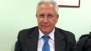 Giuseppe Perri, Dg dell'Azienda sanitaria provinciale di Catanzaro