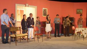 La compagnia teatrale «Giovanni Vercillo» di Lamezia Terme