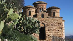 La Cattolica di Stilo (Reggio Calabria)