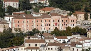 Palazzo Arnone, sede della Galleria nazionale di Cosenza