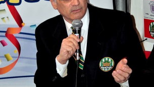 Tonino Scalise, dirigente della Royal Team Lamezia