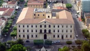 Il Palazzo della Cultura di Locri (RC)