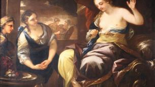 Luca Giordano, Morte di Cleopatra