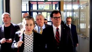 Ministro Grillo in visita in Calabria