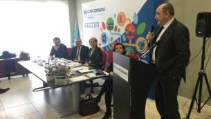 Il presidente nazionale di Confcooperative, Maurizio Gardini