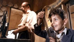 Una scena di «Nuovo Cinema Paradiso» (1988), il capolavoro di Giuseppe Tornatore