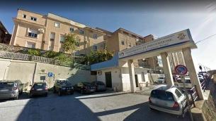 Vecchio ospedale di Nicastro