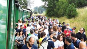 Treno della sila - Itinerario dell'acqua